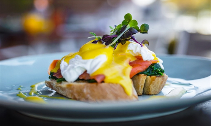 Choice of Breakfast for up to Four at Spice on Main