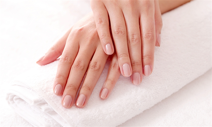 Express Mani and/or Pedi at Suga Suga Beauty Salon