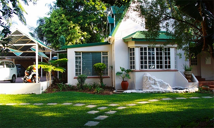 Pretoria: 1 or 2-Night Anytime Self-Catering Stay for Two at Villa Milou Guesthouse