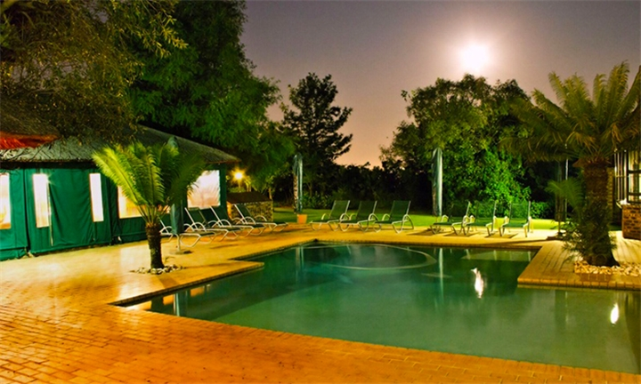 Johannesburg: 1 or 2-Night Anytime Stay for up to Four at Protea Ridge Guest Cottages & Conference Centre