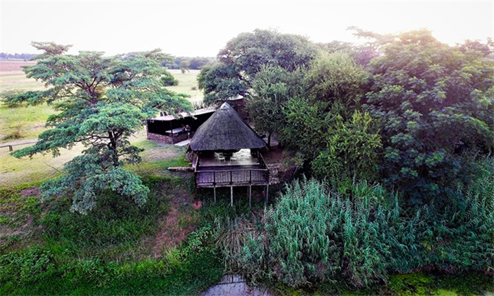 Limpopo: 1 or 2-Night Anytime Self-Catering Stay for up to 12 at Karibu River Retreat and Game Lodge