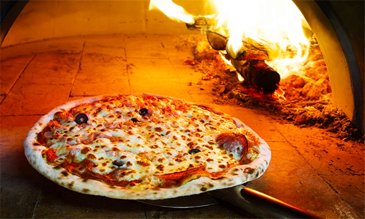 Two Large House Pizzas at Forno Italiano East Gate Mall