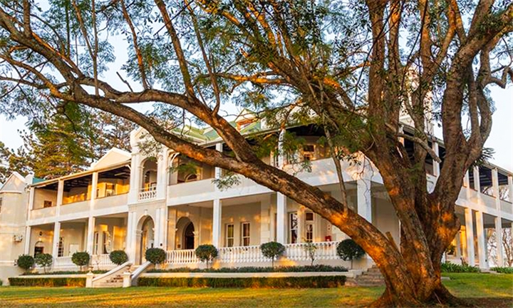 KwaZulu-Natal: 1 or 2-Night Anytime Stay for Two in Choice of Standard, Luxury or Presidential Room at Kearsney Manor