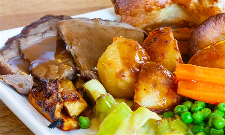 Sunday Roast for Two at Mimi's