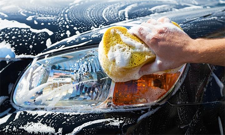 Premium Car Wash and Vacuum for One Vehicle at Elegant Garage Car Wash