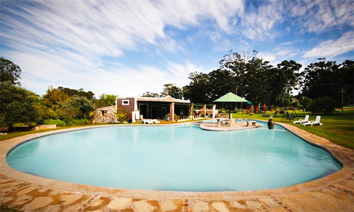 Garden Route: 1 or 2-Night Weekday or Anytime Stay for up to Four at Botterkloof Resort