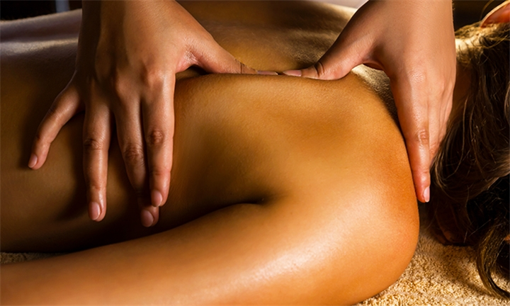Back, Neck and Shoulder Massage with Refreshment and Treat for One or Two at All Wellness Spa