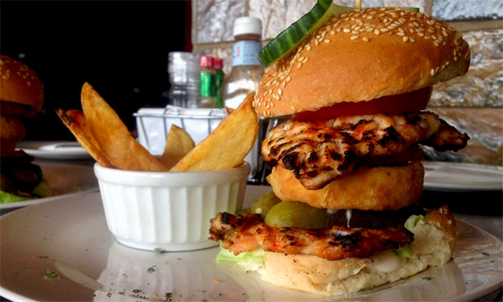 Choice of Legendary Burger Each for up to Six at Santis