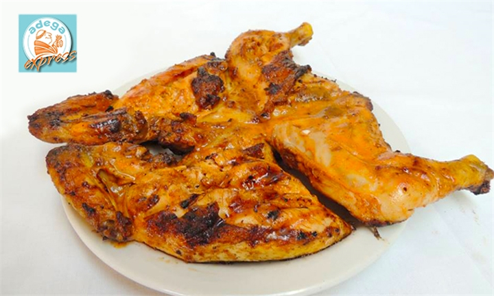 2 x Full Chickens to Share at Adega Express Eastgate Mall