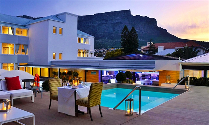 Cape Town: 1-Night Stay for Two with Optional Romantic Breakfast Platter at The Cape Milner Hotel
