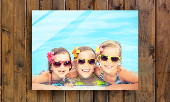 Design Your Own 400mm x 300mm Portrait Acrylic Prints from Printstagram