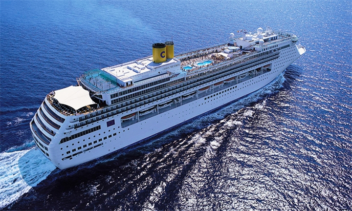 Luxury Cruise: 11-Night Italy, Spain, Balearic Islands, Malta Cruise for Two Aboard the Costa neoRiviera