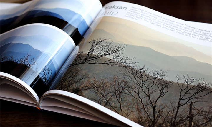 A4 Hardcover (Blank Cover) Photobook from Printstagram