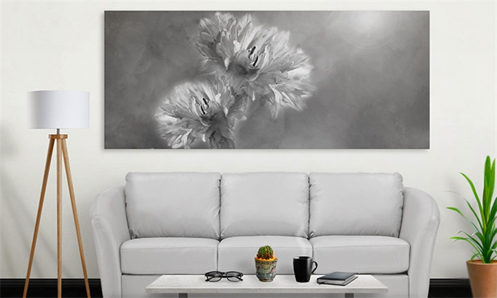 Personalised A0 Canvas Prints from Printstagram