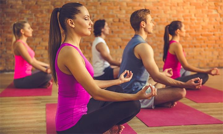 8 x Yoga Classes at Pilatelicious