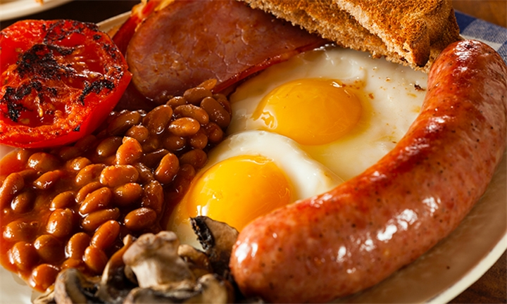 Choice of Breakfast for Two at Dros Sunninghill