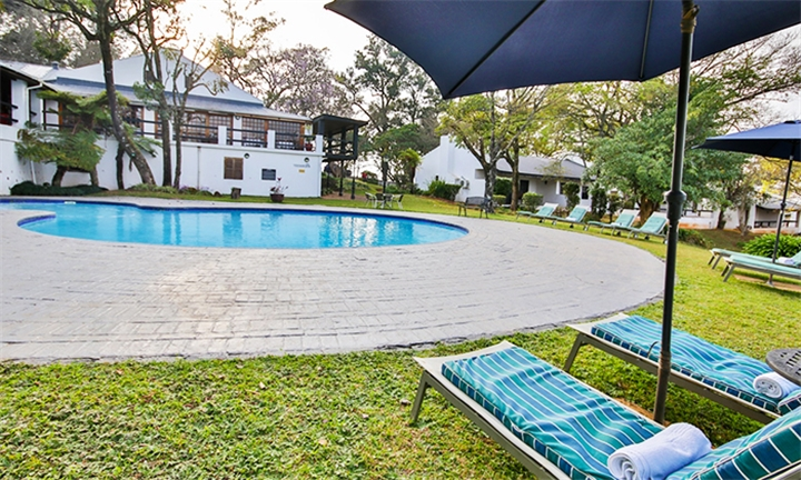 Limpopo: 1 or 2-Night Stay for Two Including Breakfast at Coach House Hotel and Spa