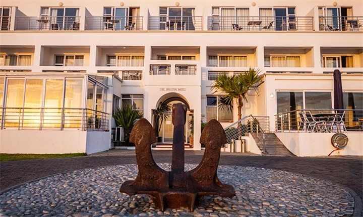Western Cape: 1 or 2-Night Anytime Stay for Two Including Breakfast at Arniston Spa Hotel