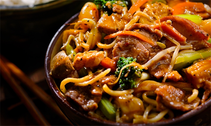Choice of 2-Course Chinese Meal for Two at Maggie's Chinese Restaurant & Sushi Bar