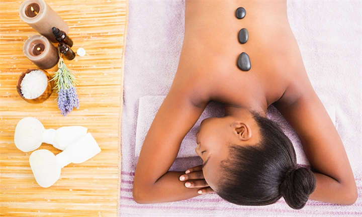 60-Minute Full Body Swedish Massage for One or Two at V Royals Spa