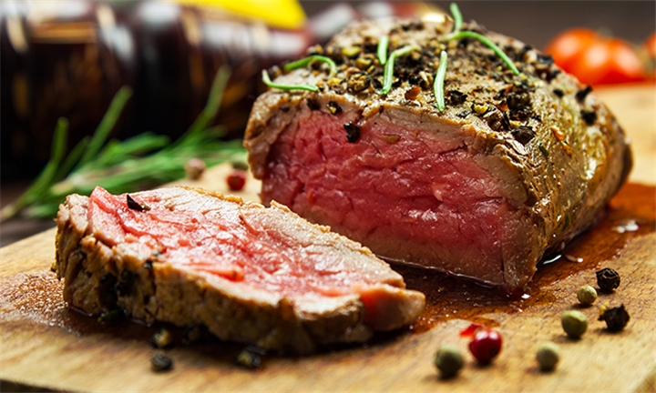 Exclusive 2-Course Meal for Two at Alhambra