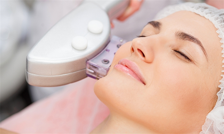 Fractional Laser Treatment Session at Legacy & Life Laser, Skin & Body Clinic
