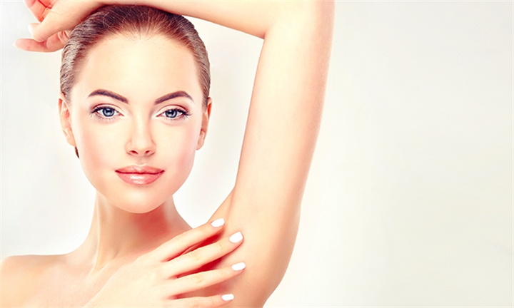 Underarm Diode Laser Hair Removal Sessions at Parkwood Medical Center