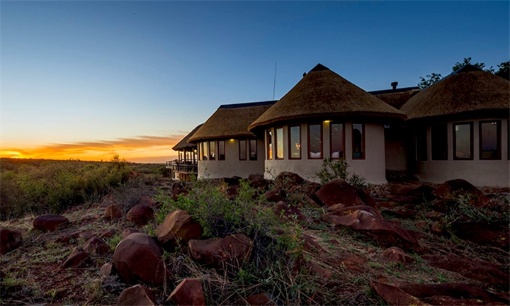 North West: 1 to 3-Night Weekday Stay for Two Including Breakfast and Game Drive at Bona Bona Lodge