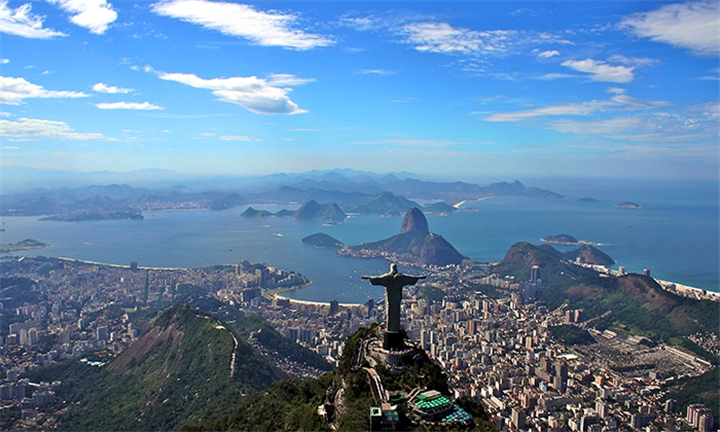 Rio: 5-Night Stay in 3-Star Accommodation Incl Return Flight, Breakfast and Transfers
