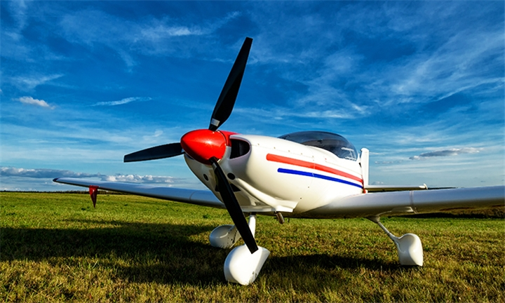 Flight Training and Plane Flip Experience with Amrho Tourism