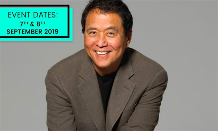 Ticket for Wealth Masters Tour with Robert Kiyosaki (Author of Rich Dad Poor Dad)