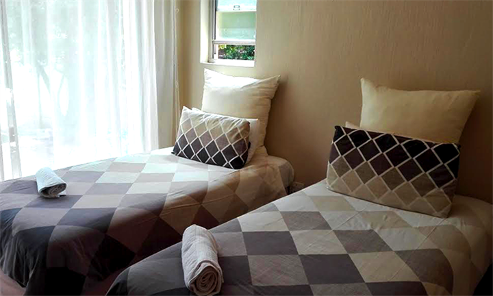 Johannesburg: 2-Night Anytime Stay for Two at Abacus Guesthouse