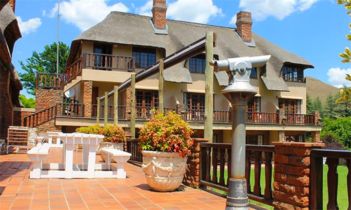 KZN Midlands: 1 or 2-Night Anytime Stay for Two Including Breakfast at The Bend Country House
