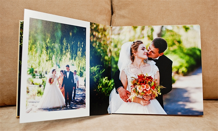 2 x 26-page Personalised A4 Photobooks Including Delivery from Something 2 Talk About