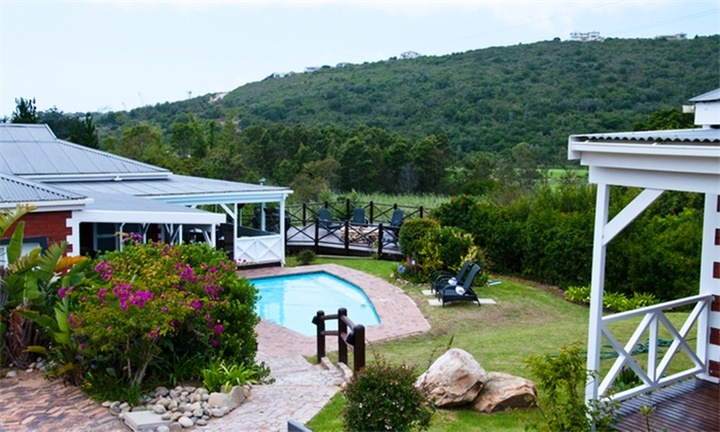 Plettenberg Bay: 1 or 2-Night Anytime Stay Including Breakfast for Two at Redbourne Country Lodge
