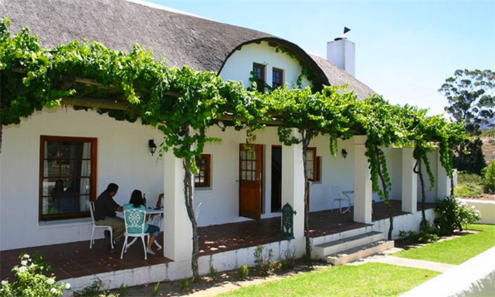 Winelands: 1 or 2-Night Anytime Stay for Two Including Breakfast at Manley Wine Lodge