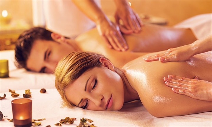 2-Hour Pamper Package for Two Including Welcome Drink at Dikalo Highston Spa
