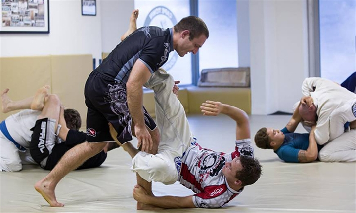 2-Weeks of Martial Arts Classes of Grappling for One at Maximillian Academy
