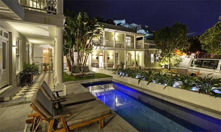 Cape Town: 1 or 2-Night Stay Including Breakfast for Two at The Three Boutique Hotel