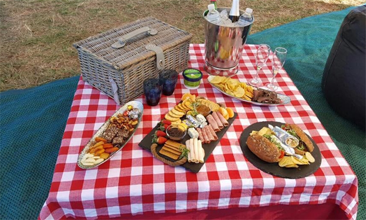 Private Picnic and Boat Cruise with Optional Massage for Two at Adventure Freaks