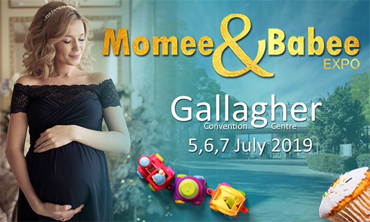 Ticket for Two to The Mommee & Babee Expo – 5th, 6th or 7th July 2019