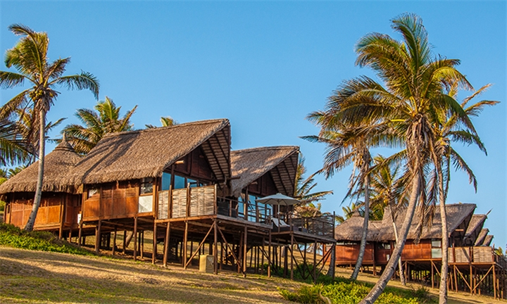 Mozambique: 4-Night Honeymoon Stay Including Return Flights, Breakfast, Lunch, Dinner and Activities at the 4-Star Massinga Beach Lodge
