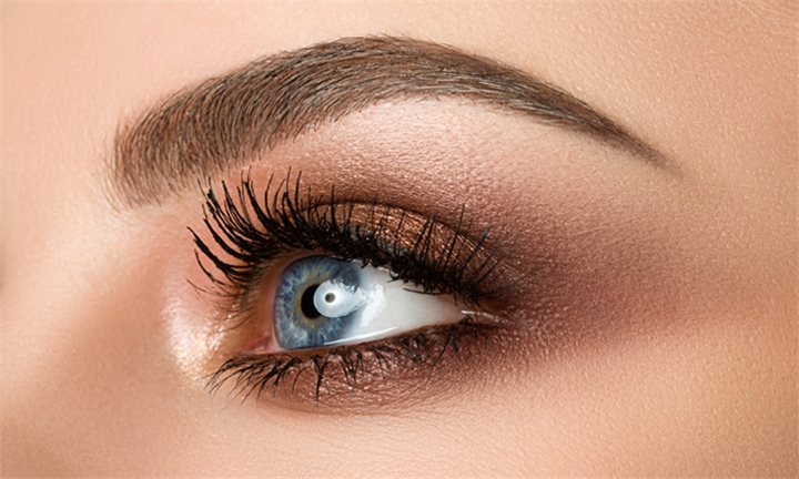 Choice of Permanent Makeup – Powder Brows or Eyeliner at Le Beaut Beauty Salon