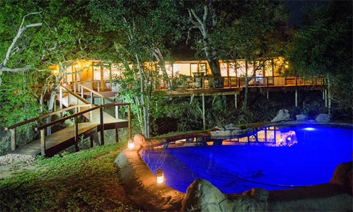 Limpopo: 1 or 2-Night Anytime Stay for Two Including Meals at Kusudalweni Safari Lodge and Spa
