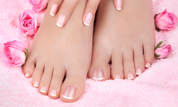 Express Manicure and/or Pedicure at Mirror Image BQ