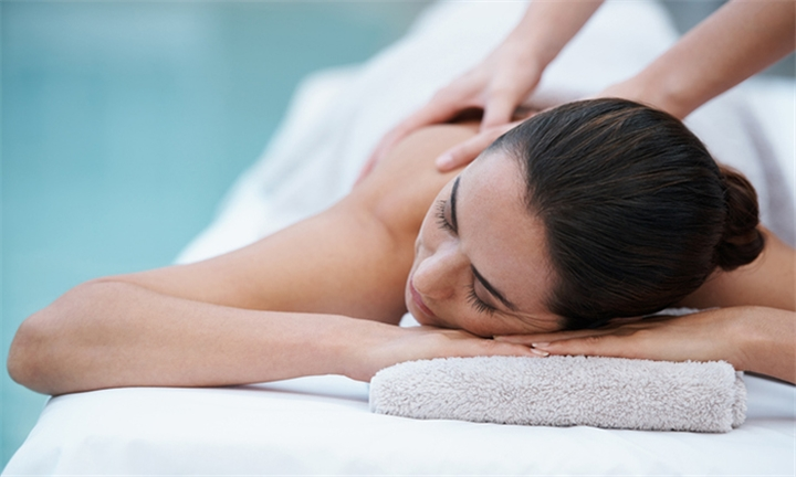 Choice of 30 or 60-Minute Swedish or Hot Stone Massage for One or Two at Simie's Beauty & Boutique Studio