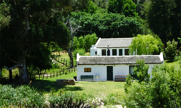 Western Cape: 1-Night Stay for up to Four in a Self-Catering Cottage at Boskloof Swemgat