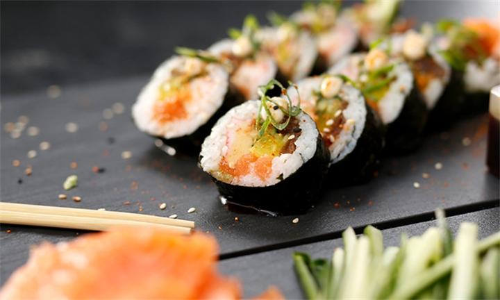 20, 30 or 58-Piece Sushi Platter at Sakura Restaurant