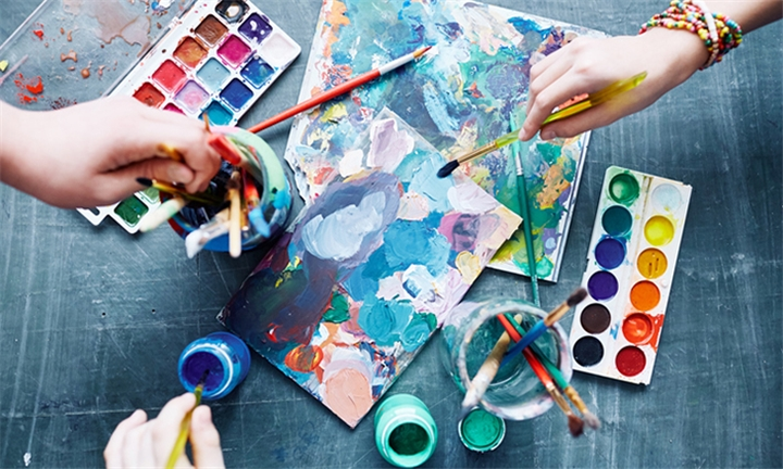 6 x Art Classes for One or Two at any Creative Image Art Studio - Nationwide