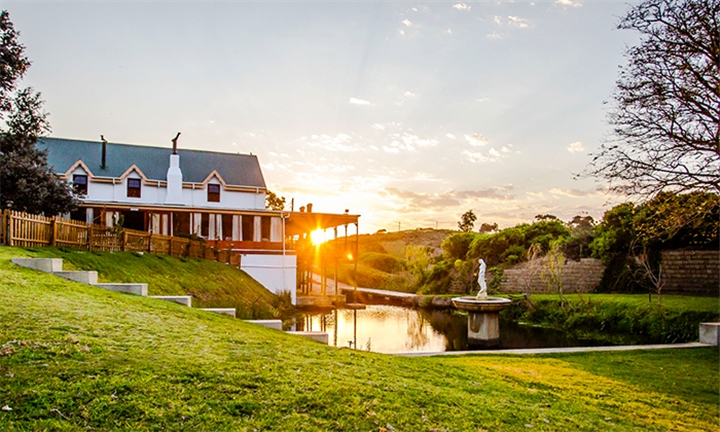 Breede River: 2-Night Midweek Stay for Two at Malagas Hotel